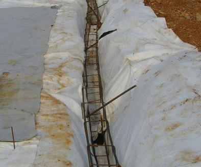 Fungsi Geotekstil protection